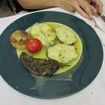 merluza in salsa verde