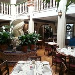 Columbia Restaurant Saint Agustín