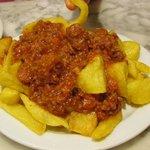 patate alla bolognese ( a Barcellona...)