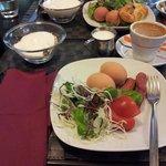2nd day breakfast