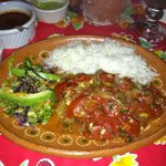 The best stuffed chile relleno!!!