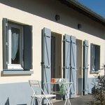 3 chambres avec terrasse