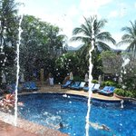 vue de piscine1 sur piscine2