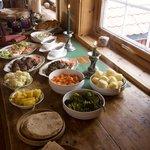 traditional norwegian food