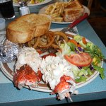 le fameux Surf and Turf --  Excellent  --