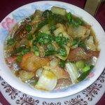 Combination soup