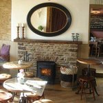Cosy in the winter - real ales, chilled Champagne and wines, open all day