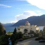 Hotel Villa Caesar Brissago Tesssin Schweiz