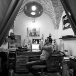 Sandro Gonnella at work