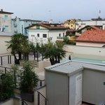 Vues Piscine sur toit de L'hôtel