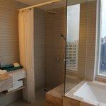 bathroom of room 2601
