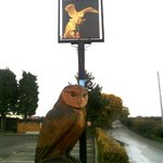 The Barn Owl Inn, Lymm.