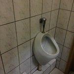 Besonderes die Toiletten lassen zu wünschen übrig