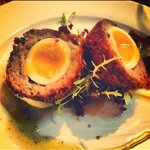 Our famous Scotch Egg