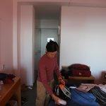 Room at Troodos hotel