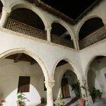 The sanctuary in Omodos