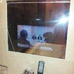Tub & TV