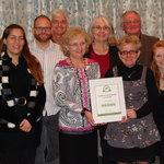 Leisure Inn Team wins trip advisor 2013 certificate of excellence award.  congratulations