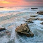 Sunrise at Tamarama Beach