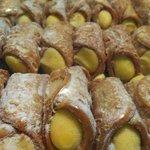 Ricotta based dessert