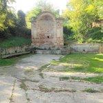 Loreto's fresh spring water fountain