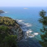 Seaview from Aphrodite trail