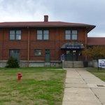 Delta Blues Museum Exterior
