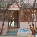 Reception Hut