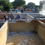 L'entretien des cuves à fango