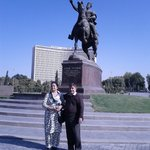Grace- Amir Temur Square- Tashkent