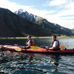 Foto de Queenstown Sea Kayaks