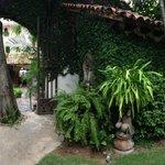 Courtyard at HSA