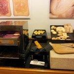 desayono seleccion de pan