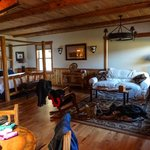 our room was H1, lower floor of a 2 story cabin, facing the river. awesome room.