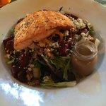 Gramercy Salad with Salmon