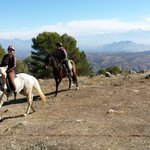 Views over Sierra Nevada