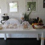desayuno buffet   todo casero