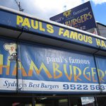 Paul's Famous Hamburgers