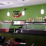 Ginger Chilli-modern asian cuisine