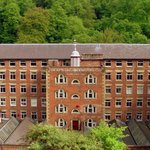 Sir Richard Arkwright's Masson Mills