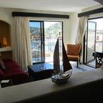 Master 1 bedroom suite (renovated)