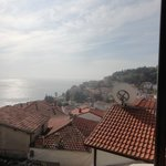 Lake Ohrid from room