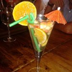Un drink sin alcool