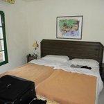 Schlafzimmer für Ehepaar