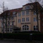 Hotel Excelsior, voorzijde