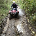 plenty of fun in the mud