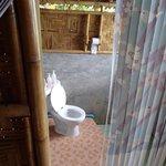 badeværelse uden dør