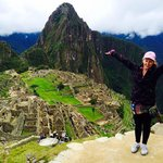 Machu Picchu, not all those who wander are lost