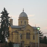 Соседняя церквушка