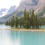Spirit Island - Maligne Lake, Jasper National Park, Canada